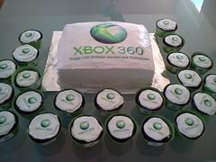 XBox Cake by Brenda L and Vicki H