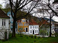 Casa y Oficio (Jesus_l) Tags: europa noruega bergen hordaland casasdemadera jesusl museodelantiguobergen
