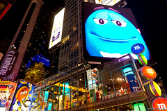 M&M's World in Times Square, New York City (NYC), USA - La boutique M&Ms  New York City (Zeeyolq's Pictures...Busy,baby takes a lot of time) Tags: world nyc newyorkcity usa ny newyork color monument colors sign skyline night america skyscraper canon mms factory place skyscrapers candy unitedstates sweet chocolate couleurs manhattan canond60 peanuts tourist tourists billboard timessquare eastriver newyorkskyline peanut sweets mm monuments candies signboard bigapple bonbon bonbons mmstore peanutmms etatsunis americain tatsunis mmsworld mmsstore amerique touristplace wallofchocolate confiseries viewofnewyork canon60d mmstoretimessquare mmshop mmscandy mmsworldstore mmsworldnewyork chocolatemms mmstorenewyork mmsstorenewyork chocolatemm vuedemanhattan yoannjezequel vuedenewyork mmsstoretimessquare magasinmm touristplacenewyork famousplacenewyork mmsshopnewyork