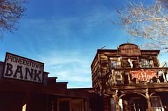 Pioneertown (Ida/FarWestLogbook) Tags: film 35mm desert joshuatree yashicafx3