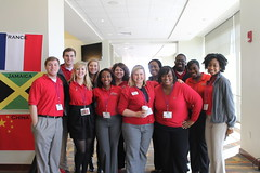 UGA students at ASAP conference