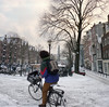 Slippery Prinsensluis bridge in Amsterdam (B℮n) Tags: winter sunset people snow cold ice church boys dutch amsterdam bike bicycle kids children geotagged canal frozen topf50 downtown iceskating skating joy kinderen freezing first canals age prinsengracht ike mokum grachten slippery pleasure skates oude winters stad harsh keizersgracht jordaan 2012 dusting westertoren ijs gluhwein schaatsen koud pakhuis wester amsterdamse ijspret hendrick chocolademelk prinsenstraat hollandse 50faves prinsensluis gekte winterse sferen avercamp ijzers ijsplezier jordanezen geo:lon=4886353 geo:lat=52378045
