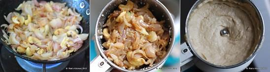 Paneer pasanda recipe step 3