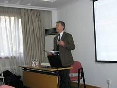 Jon Peddie at First Khronos China DevU (Khronos Group) Tags: china beijing devu
