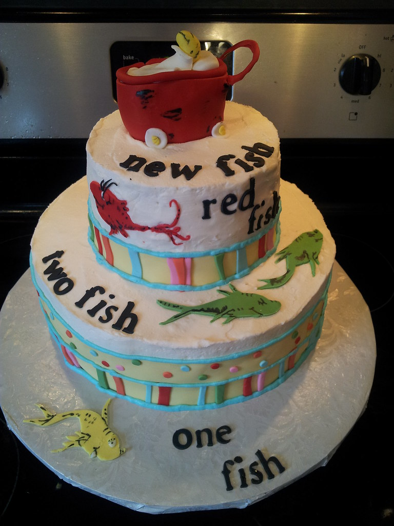 Dr Seuss Cakes Baby Showerdr Seuss Cakes Baby Shower Lovely Dr Seuss