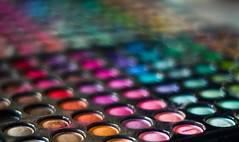 Vivid (Serena178) Tags: colours bokeh makeup vivid eyeshadow odc2