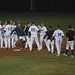 "The Tribe celebrates after the win • <a style=""font-size:0.8em;"" href=""http://www.flickr.com/photos/75042301@N03/6837909024/"" target=""_blank"">View on Flickr</a>"