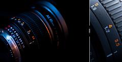 85mm f/1.4 (A-lain W-allior A-rtworks) Tags: macro 35mm nikon f14 14 85mm nikkor f18 macrophotography samyang d300s mygearandme