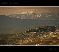 Rocca Calascio - Veduta panoramica (Andrea di Florio (thanks for 3,000,000 views)) Tags: winter 2 mountain 3 church horizontal clouds sunrise landscape 1 nuvole peace 5 4 hill 8 chiesa campanile serenity historical pace inverno castello montagna borgo paesaggio castel collina abruzzo storico gransasso serenit orizzontale eramo bestcapturesaoi elitegalleryaoi mygearandmegold ringexcellence blinkagain dblringexcellence roccacalasio bestofblinkwinners andreadiflorio galleryoffantasticshots flickrstruereflection2 flickrstruereflection3 flickrstruereflection4 flickrstruereflection5 flickrstruereflection6 flickrstruereflection7 flickrstruereflectionexcellence rememberthatmomentlevel1 magicmomentsinyourlifelevel2 magicmomentsinyourlifelevel1 rememberthatmomentlevel2 magicmomentsinyourlifelevel4 vigilantphotographersunite vpu2 vpu3 vpu4 vpu5 vpu6