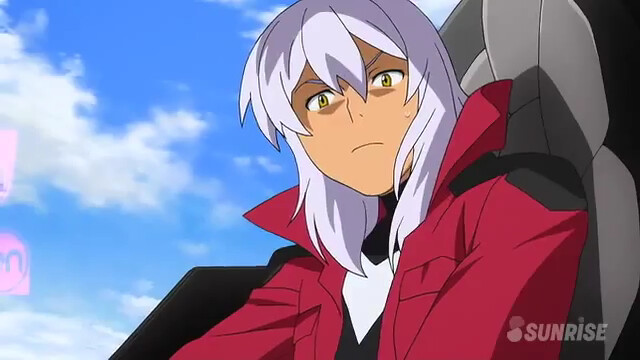 Gundam AGE Episode 17  Friendship and Love and Mobile Suits Youtube Gundam PH (25)