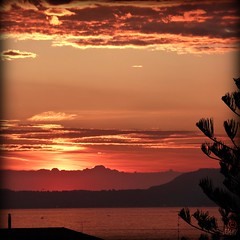 sunset over Posillipo (jjamv) Tags: travel sunset sea italy volcano capri europe italia tramonto mountvesuvius pompeii napoli naples vesuvius sorrento vesuvio ischia castellammaredistabia montevesuvio 100commentgroup saariysqualitypictures panasonictz10 mygearandmebronze ringexcellence jjamv dblringexcellence julesvtravel flickrstruereflection1 flickrstruereflection2 flickrstruereflection3 rememberthatmomentlevel1 rememberthatmomentlevel2
