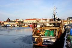 Vinter i Strmstad (Kjetil Lier Svendsen // Thanks for 200,000 views!) Tags: ocean winter vacation harbor vinter sweden schweden norden skandinavien nordic sverige scandinavia havn suecia svea bohusln typisk hamn skandinavia strmstad vstkust vstra ln gtaland sveariket