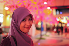 Ayu (Z e l i) Tags: hijab