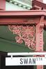 Swan Str (Lauren Barkume) Tags: africa red green metal southafrica mint grill photowalk artdeco ornate johannesburg joburg 2012 gauteng johanesburg eastrand photowalkers laurenbarkume gettyimagesmeandafrica1