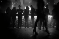 Vice City (Robyn Ramsay) Tags: life uk girls portrait people blackandwhite woman girl club night person photography scotland nikon women europe glasgow miss ramsay d90 nikond90