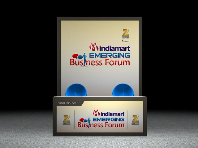 Registration Desk - IndiaMART EBF