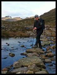 Stepping stones (toughsl) Tags: uk alan river scotland steppingstones torridon westerross the beinneighe