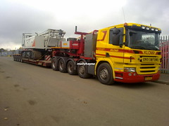 HEAVY HAULAGE & ABNORMAL LOAD ESCORTING (mallyhayne) Tags: pics