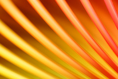 Yellow Orange Abstract (Luca Libralato) Tags: abstract toy astratto molla giocattolo canon100 canoneos60d
