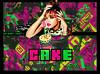Happy Birthday, Rihanna <3 (Leco.) Tags: birthday chris brown black cake birthdaycake blend chrisbrown rihanna
