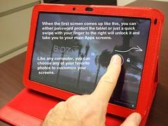Tablet Training 101 F