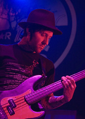 TheUsed01U (supercharger5150) Tags: concert bass livemusic band violet denver co reds toc liveshow purples jephhoward magness rockstartasteofchaos