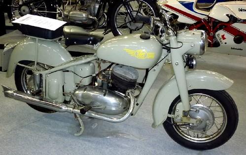 Isomoto 125 cc