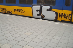 .. (Holland paint) Tags: streetart train graffiti trein