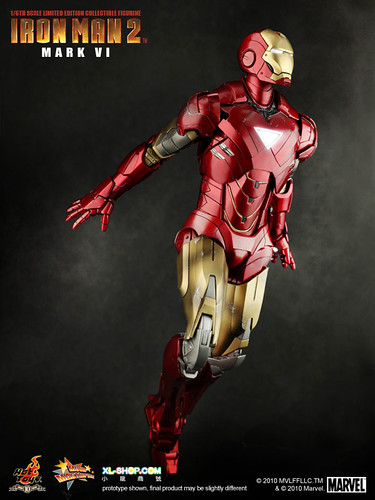 Hot Toys Iron Man, mark VI