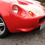 MK1 Lotus Elise in red thumbnail