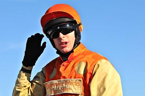 Aidan Coleman - Jockey