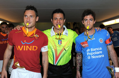 2012 European Match Day Against Hunger