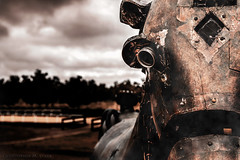 Steampunk Beast [Explored] (skippys1229) Tags: horse abstract statue metal closeup rebel industrial steam canonrebel gears overthetop horsepower steampunk horsefever marioncounty hss thesanctuary horsestatue marioncountyflorida marioncountyfl rebelt1i t1i canonrebelt1i sliderssunday clockworkfury nwmarioncounty industrialfuturistic