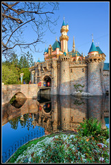 Good Morning Sleeping Beauty - One More Disney Day #4 - Disneyland (Gregg L Cooper) Tags: sleeping castle beauty hub eos one day disneyland disney more 7d caonon