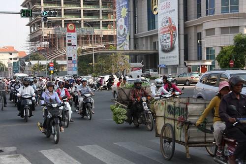 Memory of Phnom Penh,Cambodia