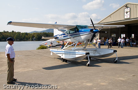Cessna 185 Skywagon N4814E