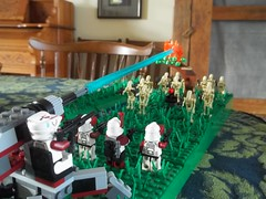 Moc: view from a troopers point of view (Goofy792011) Tags: star lego wars moc goofy79