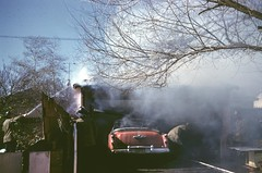 Garage fire in 94s first in Circa 1960s