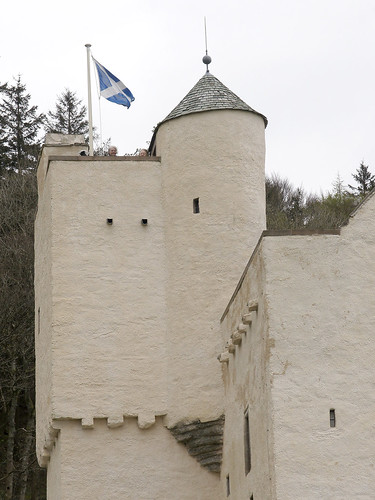 Barholm Castle lookout?