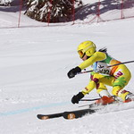 Teck K1 Provincials at Big White, Alissa Wong (WMSC)  PHOTO CREDIT: Steve Fleckenstein
