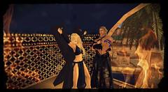 Branding Delilah by Aayla Resident (Kasra RPG) Tags: nemo secondlife delilah kasra gor tahari gorean