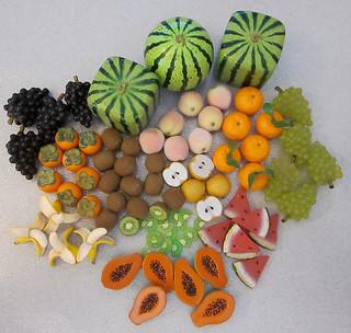 Some fruits I like