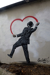 by Nick Walker (lepublicnme) Tags: streetart paris france stencil april 2012 nickwalker