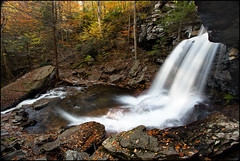 B. Reynolds Falls (Marvin Foran Photography) Tags: