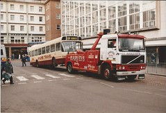 Breakdown (Beano2211) Tags: volvo national coventry aline leyland harveys