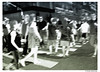 A desert of men / Un desierto de hombres (Claudio.Ar) Tags: city people blur argentina buildings topf50 buenosaires women gente candid sony crowd ciudad dsc urbex h9 claudioar claudiomufarrege