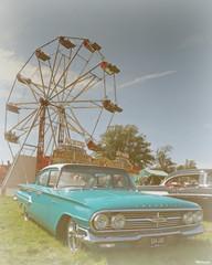 Bel Air.. (Harleynik Rides Again.) Tags: chevrolet classiccar chevy carshow customcar americancar victorywheelers