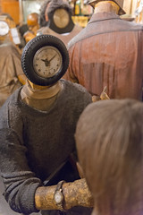 'The Beanery' Edward Kienholz - Stedelijk Museum (Merlijn Hoek) Tags: art amsterdam modern nikon fotografie modernart kunst noflash moderne 28 nikkor modernekunst stedelijkmuseum d800 2014 2470mm merlijnhoek colectie nikond800