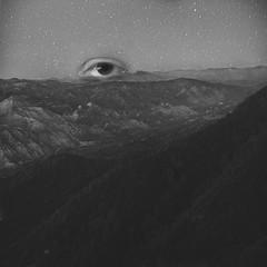Tonight it wasn't the moon we saw.. (joshuamalik) Tags: photography surrealism surreal multipleexposure concept conceptual joshuamalik