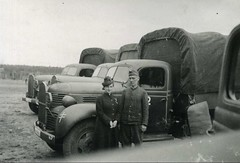 1939 DODGE, GERMANY ARMY